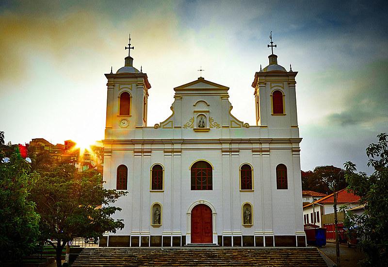 São Luiz do Paraitinga, pequena cidade no interior de São Paulo, é o cenário da coluna desta semana