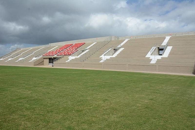Arena América fica localizado no município de Parnamirim (RN)