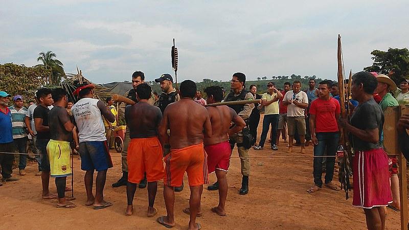 Lideranças reivindicam melhorias das questões de saúde e educação das Terras Indígenas Parakanã