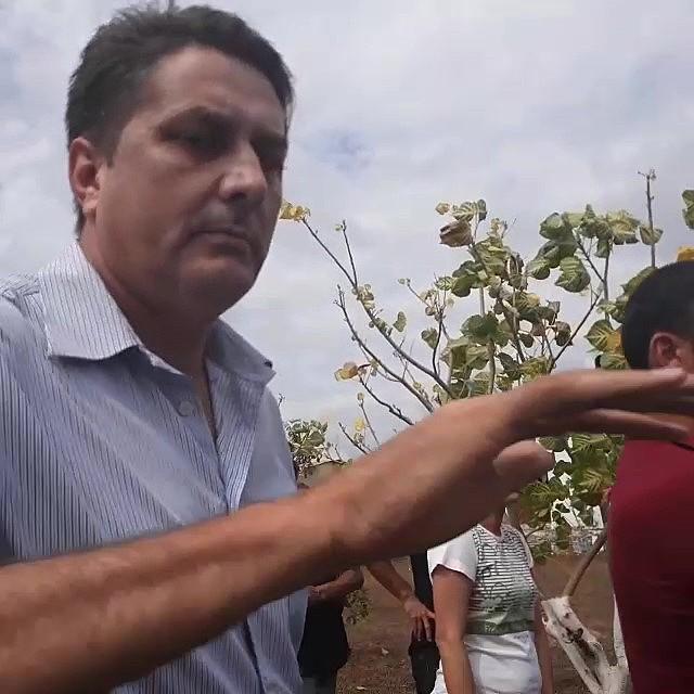 Grupo de fazendeiros agiu com truculência  e tentou coagir ativistas