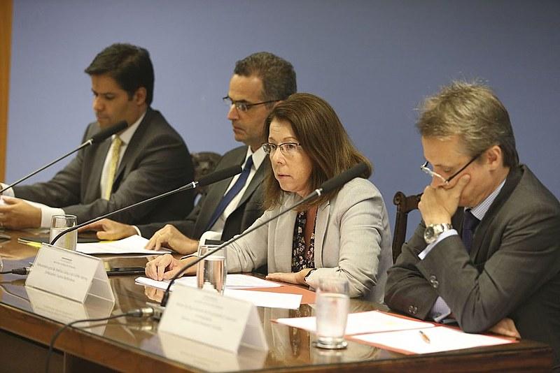 Entrevista coletiva sobre a LIII Cúpula de Chefes de Estado do Mercosul em Montevidéu, no Uruguai