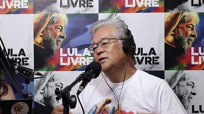 """Segundo Okamotto, com a prisão de Lula, PT foi """"impedidos de ter uma disputa justa"""""""