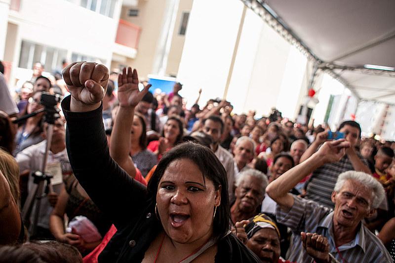 O volume da luta da sociedade vai ser, com certeza, o maior trunfo para o momento posterior de união em torno dos valores da democracia