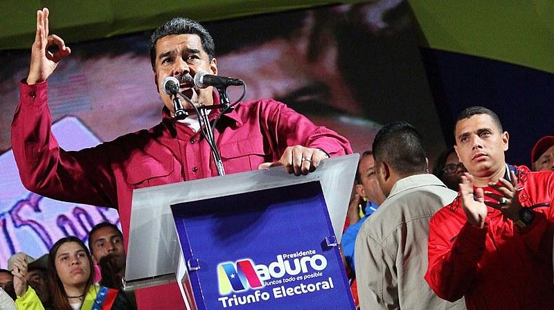 Alguns países decidiram não reconhecer a reeleição do presidente venezuelano Nicolás Maduro e seguindo a orientação do governo americano