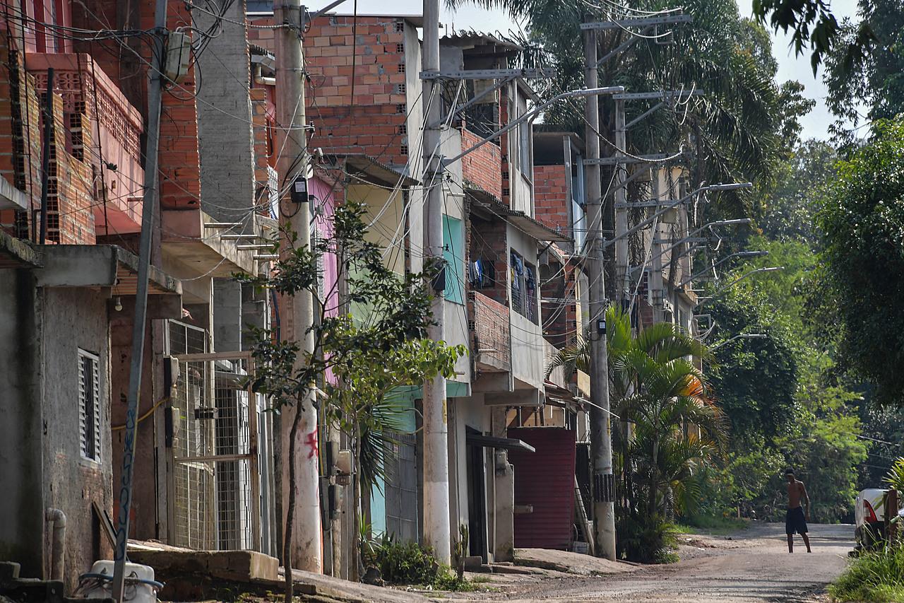 Favela casas
