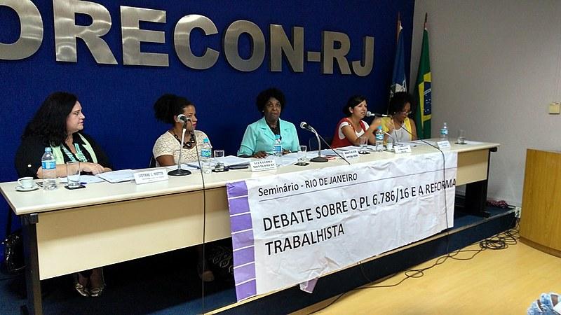 Temática foi debatida no Conselho Regional de Economia do Rio de Janeiro