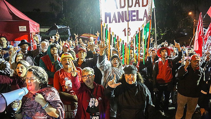 Vigília Lula Livre