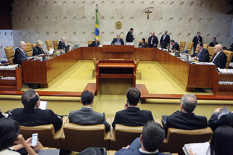 Plenário do STF votou pela manutenção de Lula em Curitiba