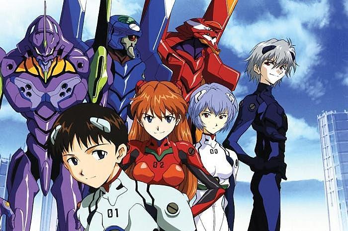 Produzido pelos estúdios GAINAX e Tatsunoko e dirigido por Hideaki Anno, Evangelion atingiu recordes de audiência em sua época.