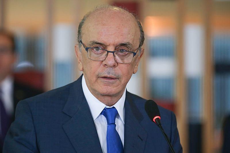 Serra já aparecia na lista dos mais de 200 políticos apreendida em março na Odebrecht