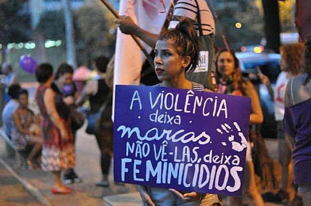 Brasil é apontado como 5º do mundo em número de feminicídios; em 2018, esse tipo de violência fez 1.206 vítimas no país