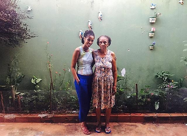 La madre de Luana, Eurípides Barbosa, relata el racismo sufrido por la familia a lo largo de generaciones