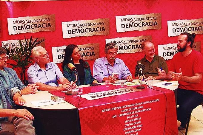 Na véspera do segundo turno das eleições, foram realizadas e transmitidas 12 mesas de debate
