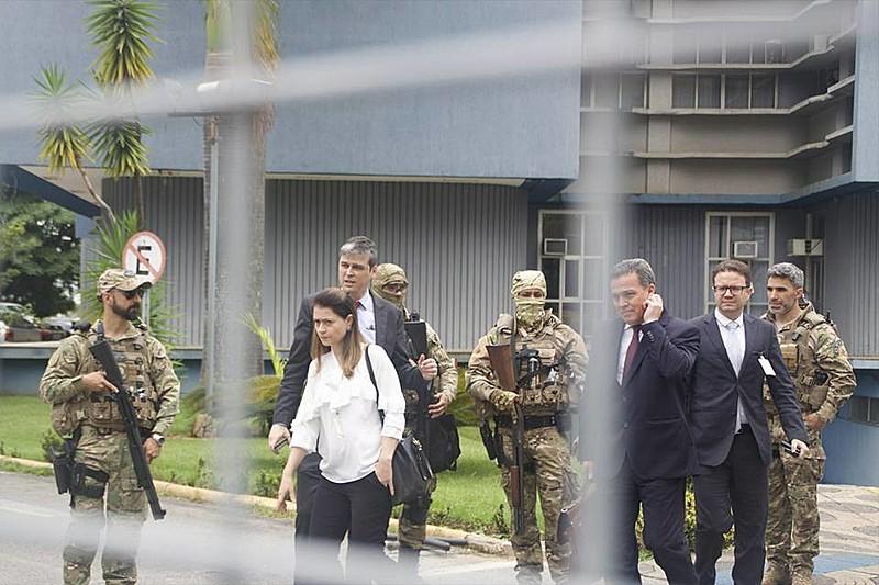 Em ação arbitrária, PM realizou a condução coercitiva de diretores da Universidade Federal de Minas Gerais (UFMG)