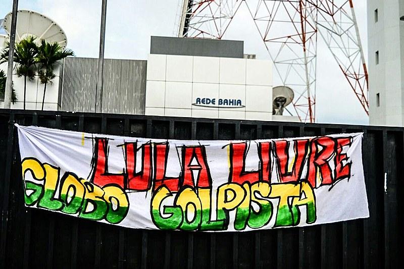Atos em todo o Brasil denunciaram a tentativa de criminalização de Lula no último dia 17.