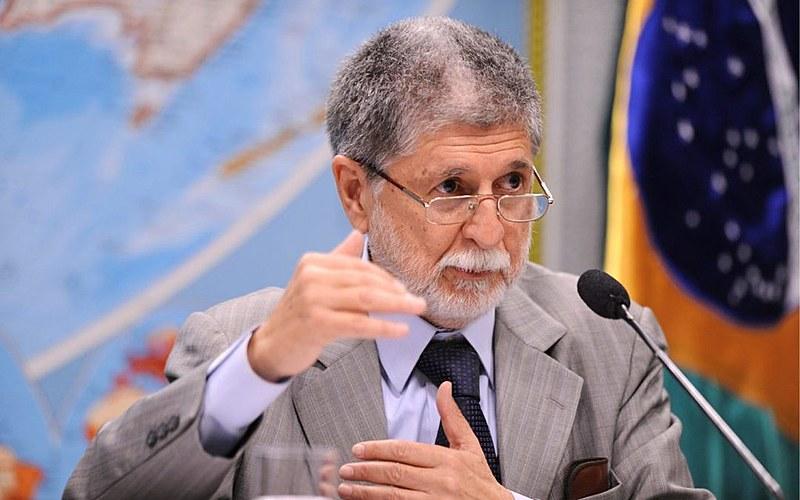 """O ex-ministro das Relações Exteriores destacou o """"assédio"""" à soberania nacional promovido pelo governo Temer"""