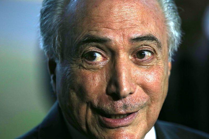 Segundo Temer, as acusações são de que somente Dilma e o PT teriam feito arrecadação ilícita de campanha