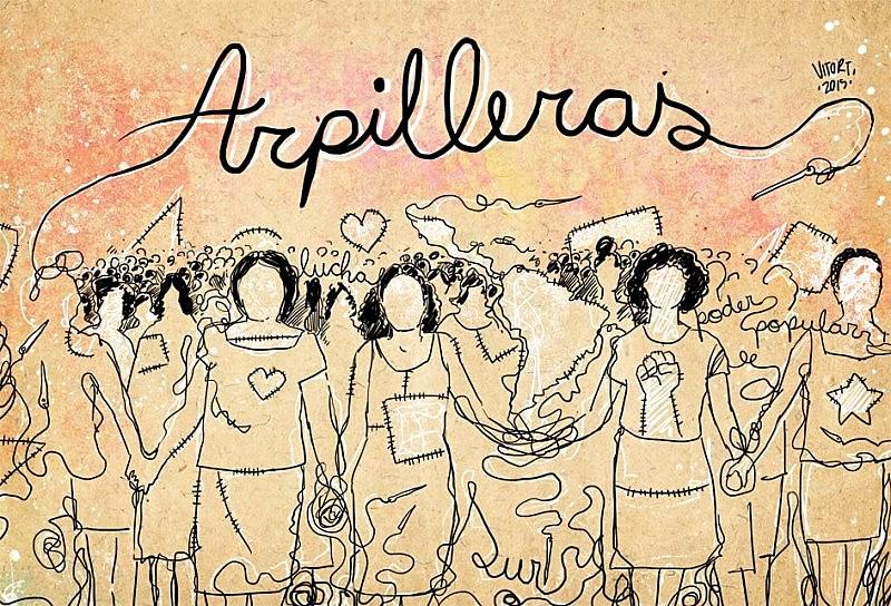 Documentário narra história de mulheres que encontraram nas arpilleras uma saída para a tragédia das barragens
