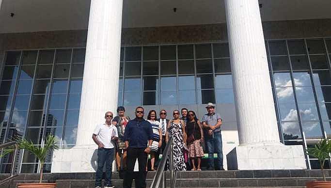 População de Cabedelo espera decisão do juiz sobre suspender ou não a obra da BR-230.