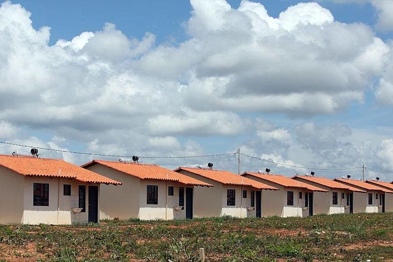 Unidades habitacionais do MCMV