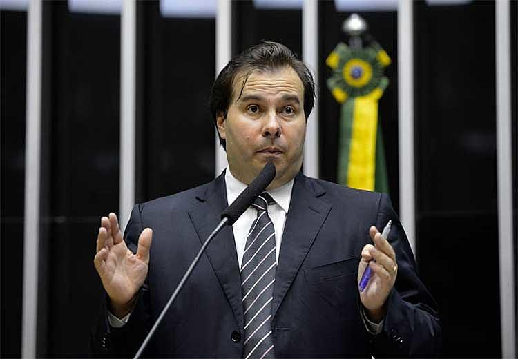 Maia aparece na Lista de Furnas, ao lado dos tucanos Geraldo Alckmim e Aécio Neves e é citado por delator do Mensalão do DEM