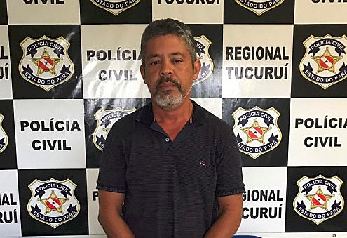 Large-scale farmer Fernando Ferreira Rosa Filho was arrested on Tuesday