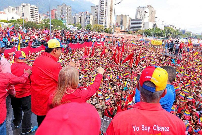 Em seu Twitter, o presidente reeleito da Venezuela, Nicolás Maduro, rejeitou a declaração do Grupo de Lima