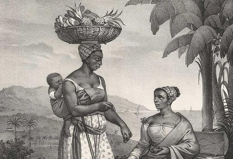 escravas rio de janeiro século XIX