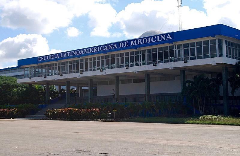 Escola Latino-americana de Medicina, em Cuba: país ofereceu bolsas de estudo a colombianos