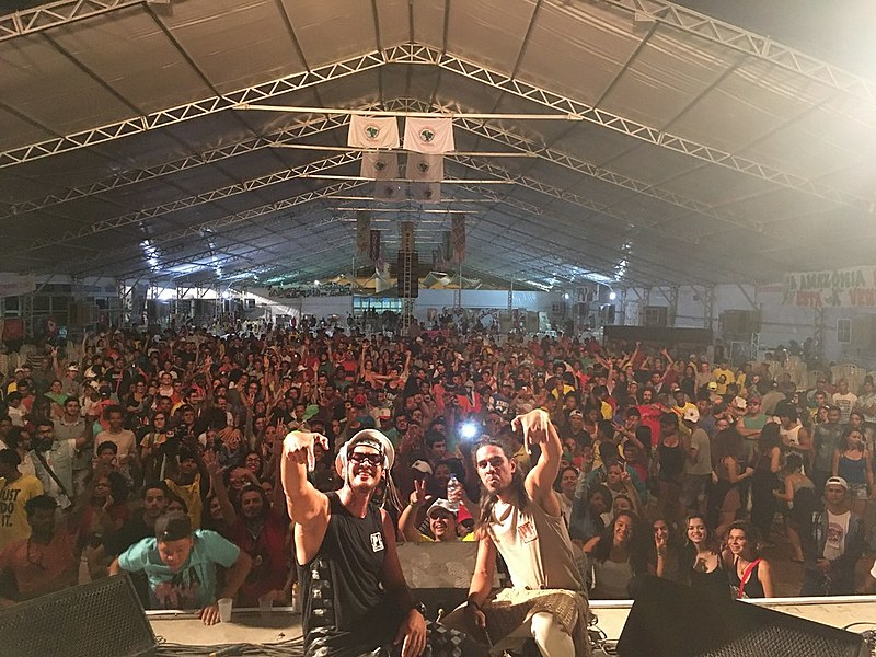Além do grupo P1 Rappers, também se apresentam 3 da Matina e DJ Werson