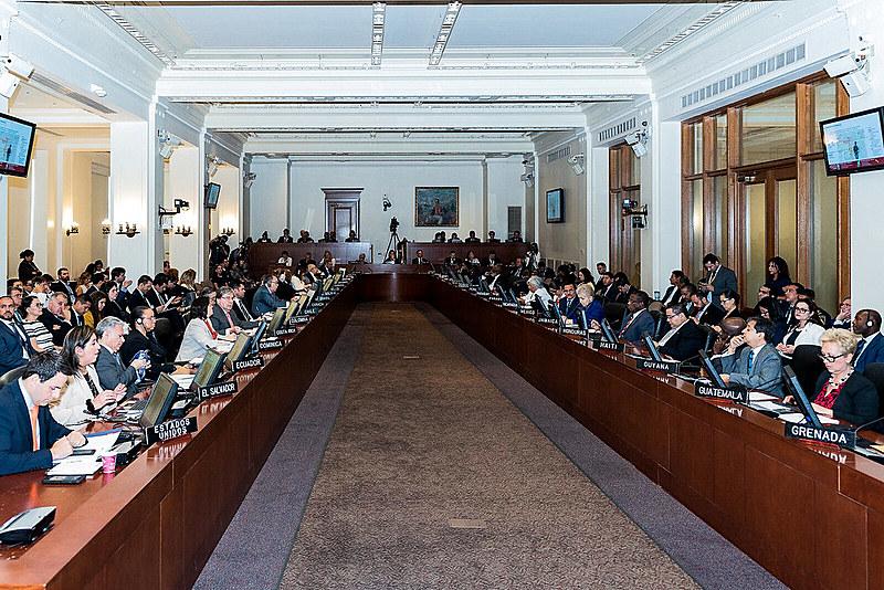 O Brasil se posicionou favorável ao pedido da Colômbia de ativação do Tratado de Assistência Recíproca (Tiar)