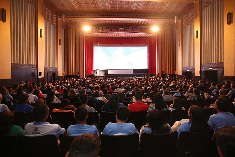 Durante este mês, O Férias no São Luiz irá exibir 13 filmes gratuitamente