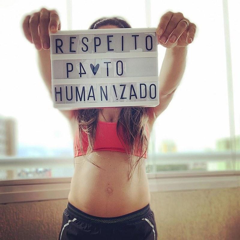 Entenda melhor sobre o parto humanizado com a ativista Raquel Marques