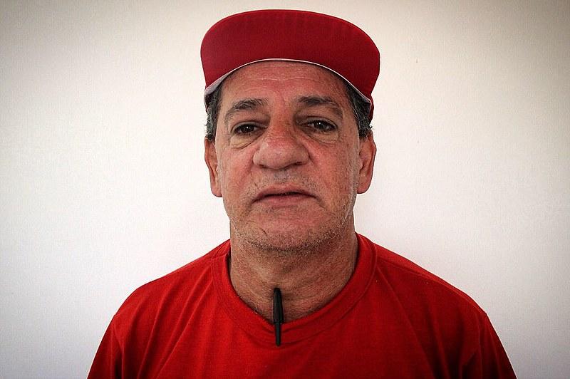 Desde 1992, Amorim vive em Pernambuco, estado no qual participou da primeira ocupação