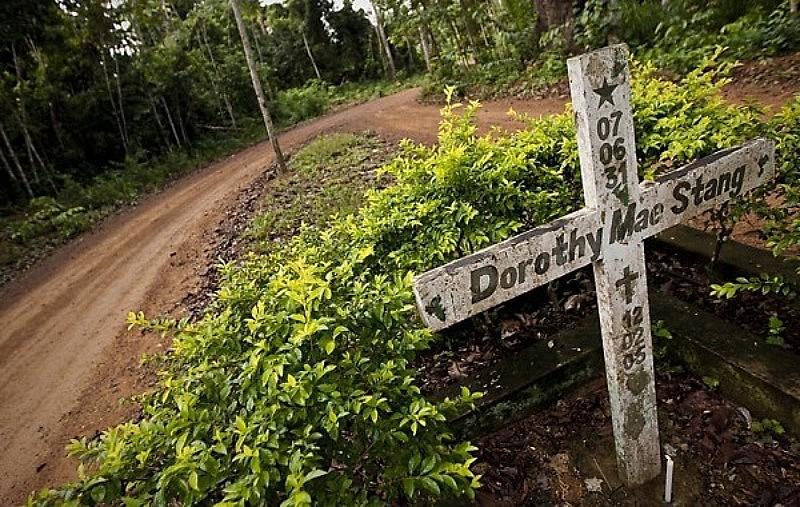 """Fazendeiro conhecido como """"Taradão"""" foi condenado pelo assassinato de Dorothy Stang"""