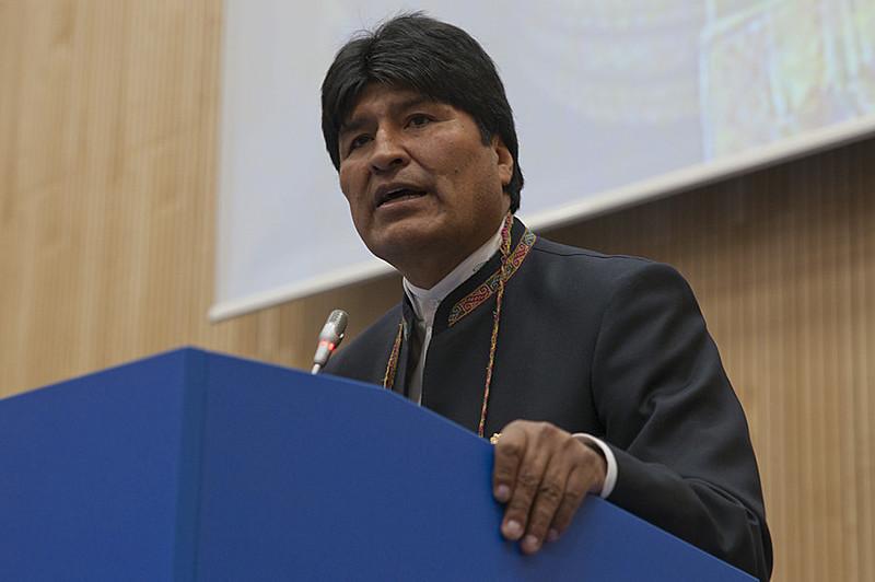 Caso vença, Morales chegará ao quarto mandato consecutivo como presidente da Bolívia