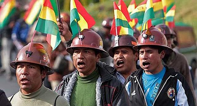 Em países como a Bolívia, que fizeram mais abertamente a luta cultural e de ideias, forças progressistas permanecem no poder
