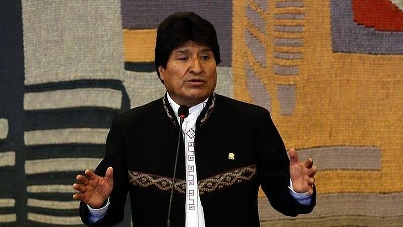 Evo Morales renunciou após pressão das Forças Armadas na Bolívia