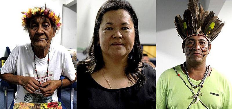 Famílias ocuparam por treze dias o prédio do Distrito Sanitário Especial Indígena Litoral Sul, em Curitiba