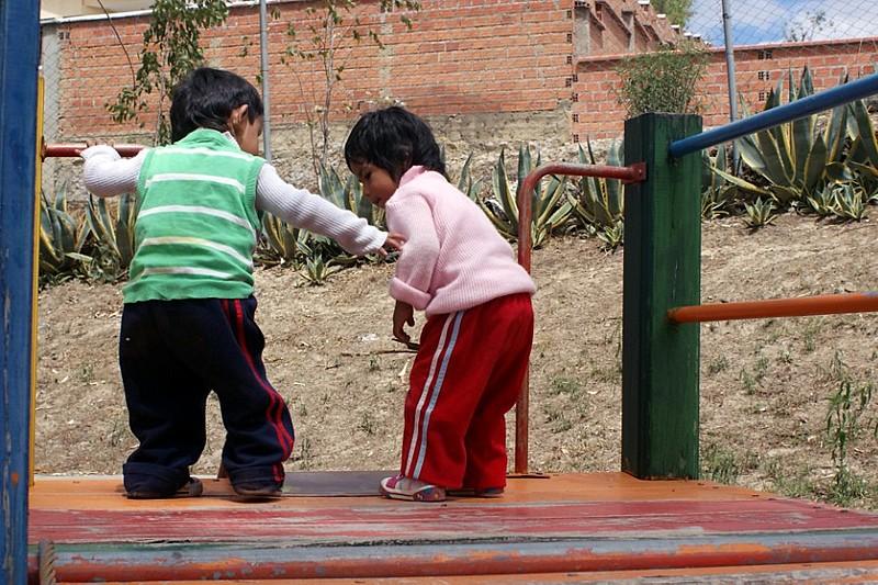 A diminuição da modernidade materna também é outra conquista das políticas impulsionadas pelo governo do presidente Evo Morales