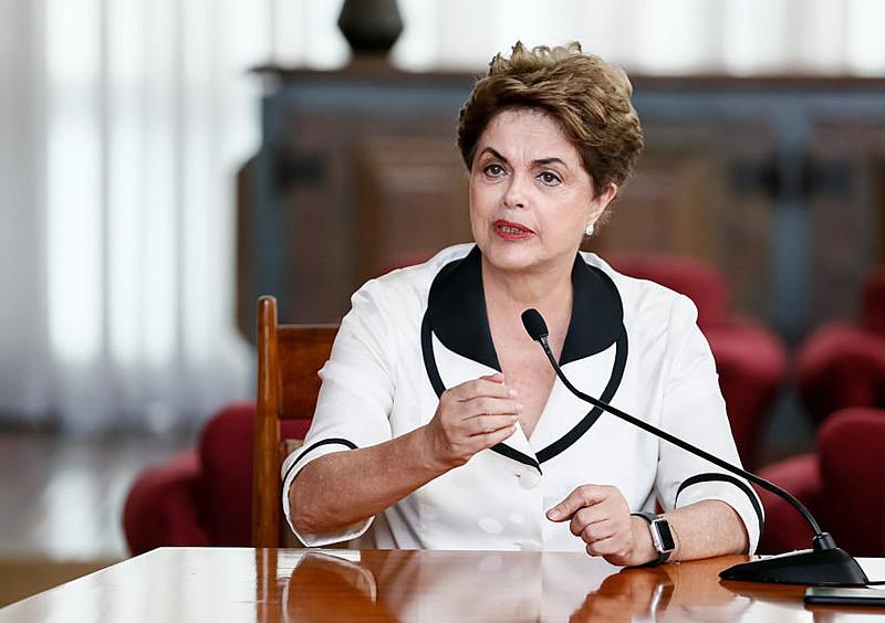 Dilma foi alvo de diversas ofensas machistas durante processo que a afastou da presidência