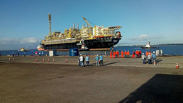 Estructura operará en el campo de Búzios, en el pre sal de la Cuenca de Santos
