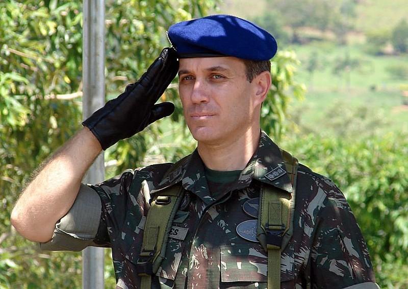 Chefe da 5ª Brigada de Cavalaria Blindada, de Ponta Grossa (PR), foi indicado para o cargo na unidade militar estadunidense