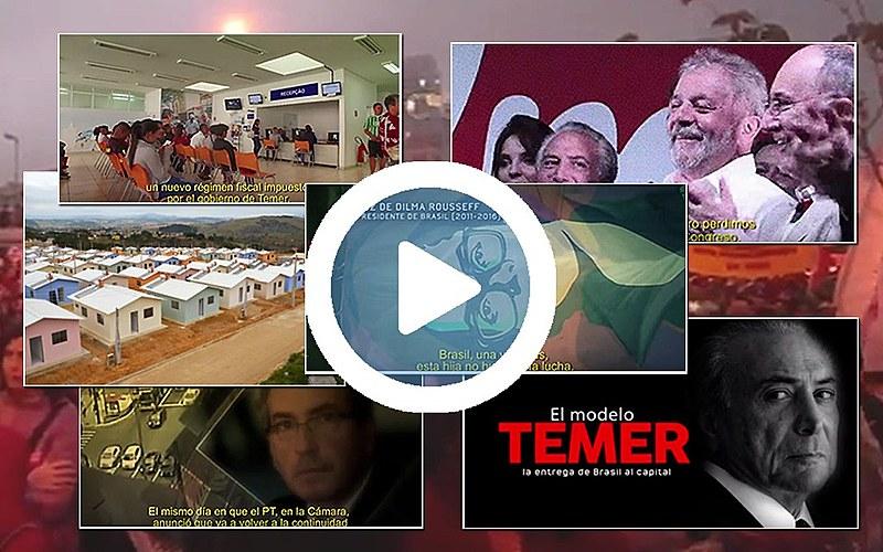 Documentário mostra a importância de programas sociais elaborados e implementados durante os governos do PT