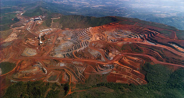 Three months after dam collapse, miner resumed operations at its biggest complex in Minas Gerais state