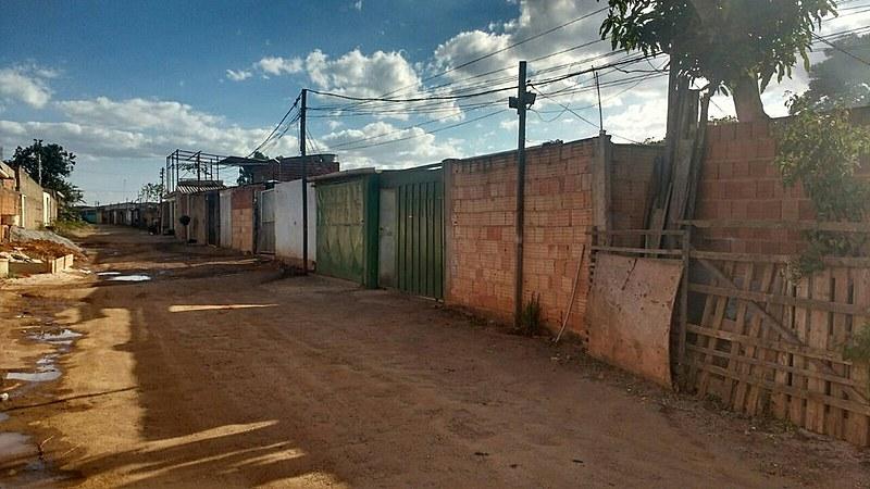 Localizada a 20km de Brasília, área é reivindicada pela agência de terras do governo distrital