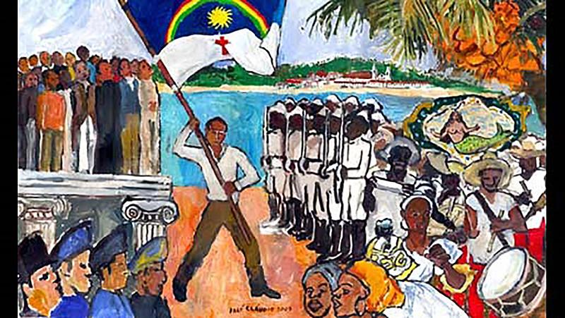 Bárbara participou da Revolução Pernambucana e, anos depois, da Confederação do Equador