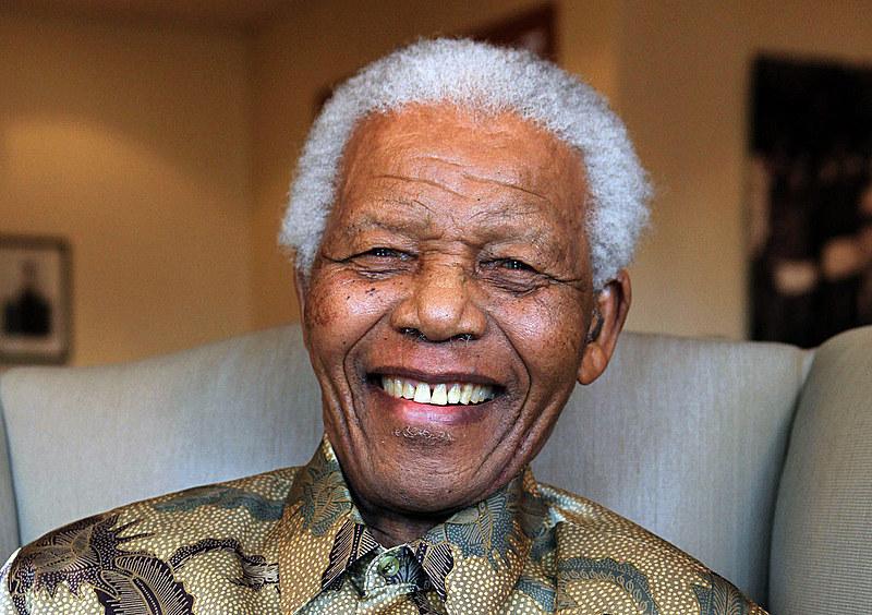 Nelson Mandela morreu em 2013, aos 95 anos