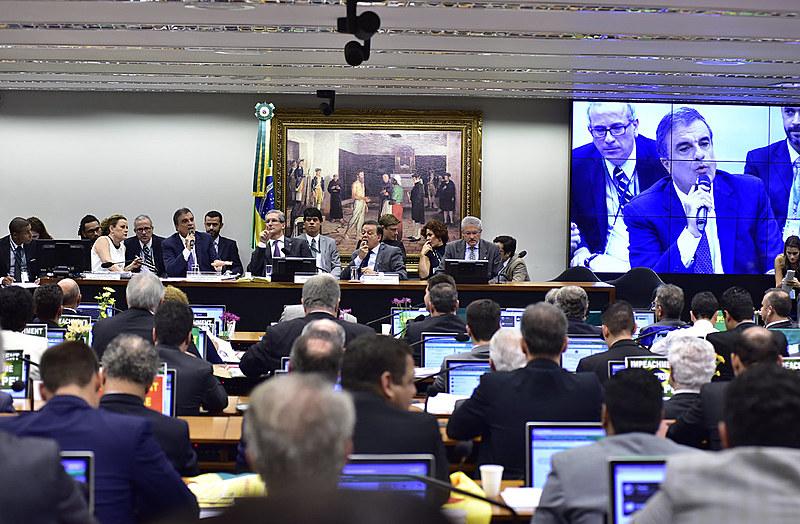 Comissão especial de impeachment na votação dessa segunda-feira (11)