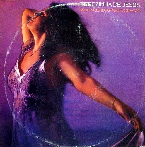 """Álbum de maior sucesso da cantora, """"Para Incendiar Seu Coração"""", de 1981"""